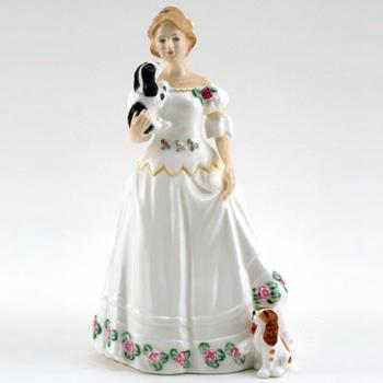 Take Me Home HN3662 - Royal Doulton Figurine