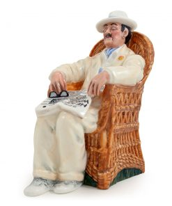 Taking Things Easy HN2680 - Royal Doulton Figurine