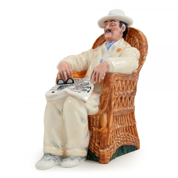 Taking Things Easy HN2680 - Royal Doulton Figurine