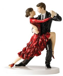 Tango HN5443 - Royal Doulton Figurine - Dance Collection
