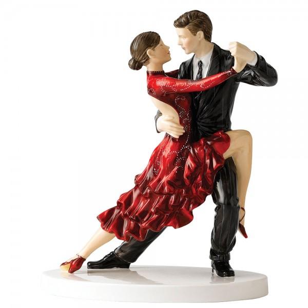 Tango HN5443 - Royal Doulton Figurine - Dance Collection