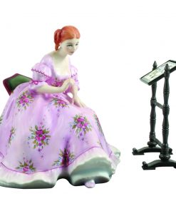 Tapestry Weaving HN3048 - Royal Doulton Figurine