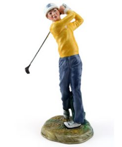Teeing Off HN3276 - Royal Doulton Figurine