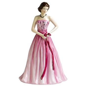 Tender Is The Heart HN5250 - Royal Doulton Figurine
