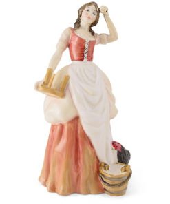 Tess of the D'Urbervilles HN3846 - Royal Doulton Figurine