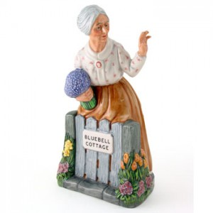 Thank You HN2732 - Royal Doulton Figurine