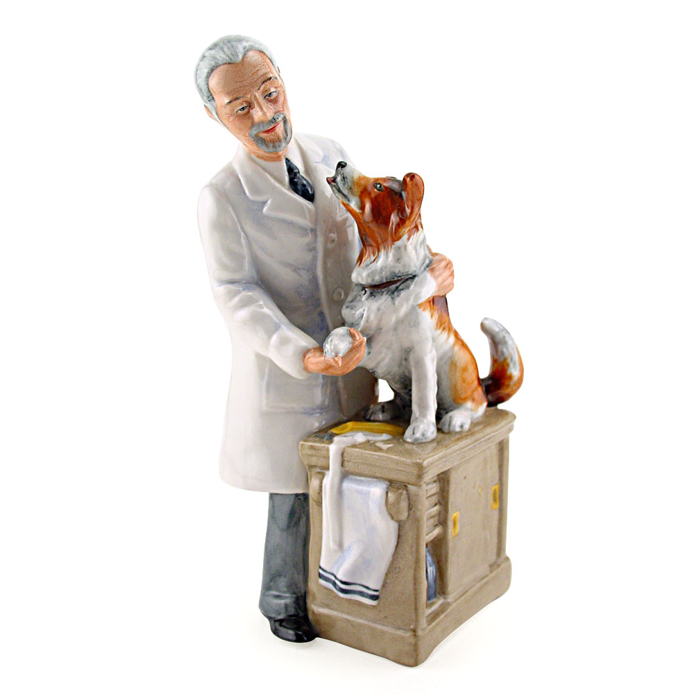 Thanks Doc HN2731 - Royal Doulton Figurine