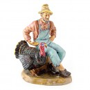 Thanksgiving HN2446 - Royal Doulton Figurine