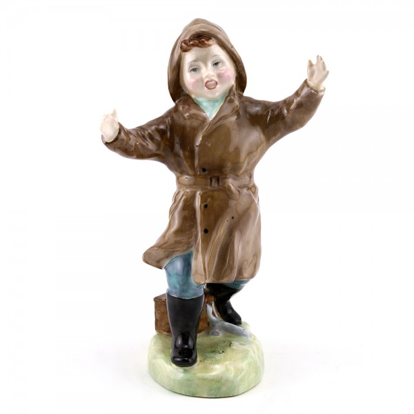 The One That Got Away HN2153 - Royal Doulton Figurine