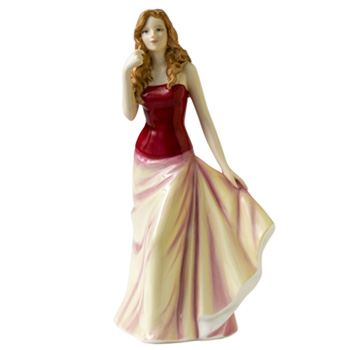 Thinking Of You HN5265 - Royal Doulton Figurine
