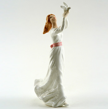 Thinking of You HN3490 - Royal Doulton Figurine