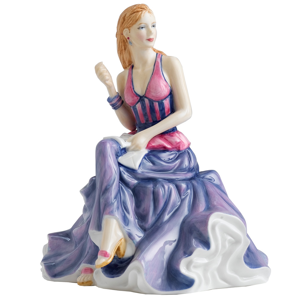 Thinking of You HN5144 - Royal Doulton Figurine