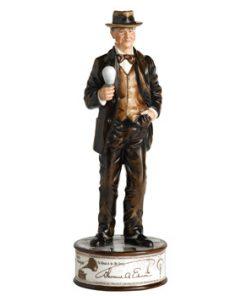 Thomas Edison HN5128 - Royal Doulton Figurine