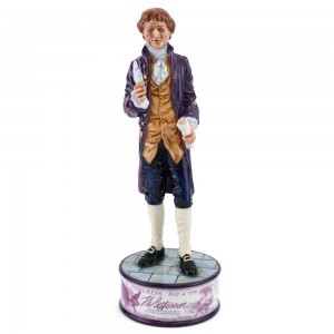Thomas Jefferson HN5241 - Royal Doulton Figurine