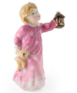Time for Bed HN3762 - Royal Doulton Figurine
