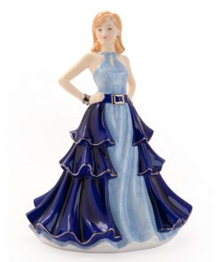 Time to Celebrate HN5538 - Royal Doulton Petite Figurine