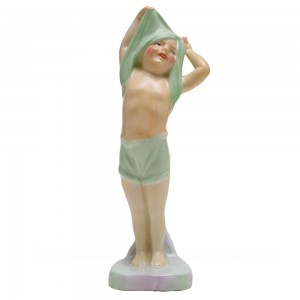 To Bed HN1805 - Royal Doulton Figurine