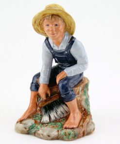 Tom Sawyer HN2926 - Royal Doulton Figurine