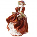 Top O' The Hill HN4778 - Royal Doulton Figurine