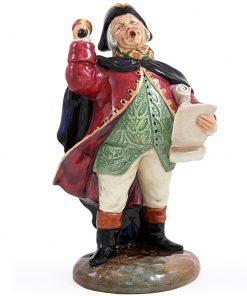 Town Crier HN2119 - Royal Doulton Figurine