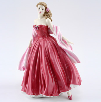 Treasured Moments HN4745 Colorway - Royal Doulton Figurine
