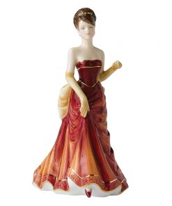 True Romance HN5460  - Royal Doulton Petite Figurine