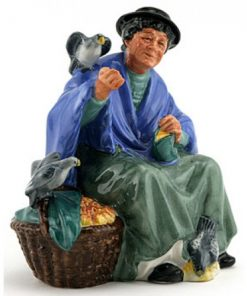 Tuppence A Bag HN2320 - Royal Doulton Figurine