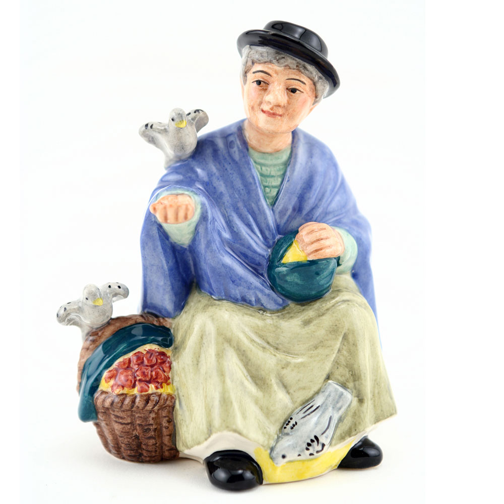 Tuppence A Bag HN5087 - Mini - Royal Doulton Figurine