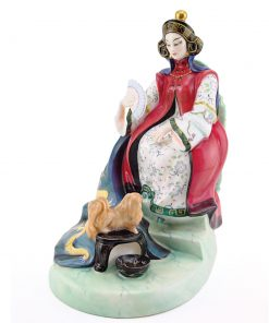 T'zu-hsi Empress Dowager HN2391 - Royal Doulton Figurine
