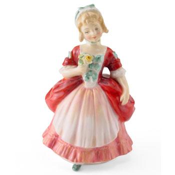 Valerie HN2107 - Royal Doulton Figurine
