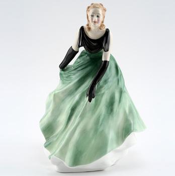 Vanessa HN3198 - Royal Doulton Figurine