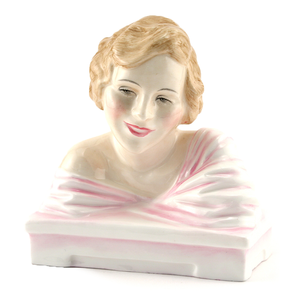 Vera HN4169 Bust - Royal Doulton Figurine