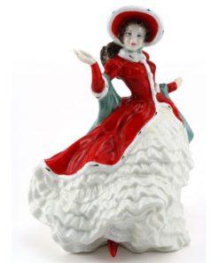 Victorian Christmas 2004 HN4675 - Royal Doulton Figurine