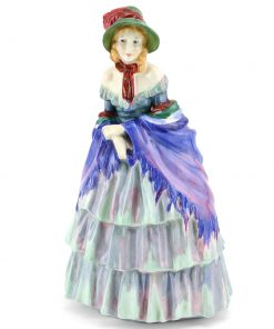 Victorian Lady HN1345 - Royal Doulton Figurine