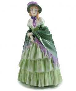 Victorian Lady HN1452 - Royal Doulton Figurine