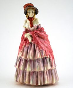 Victorian Lady HN727 - Royal Doulton Figurine