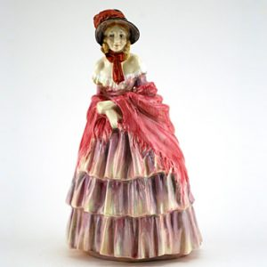 Victorian Lady HN727 - Royal Doulton Figurine