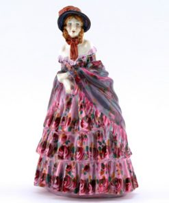 Victorian Lady HN745 - Royal Doulton Figurine