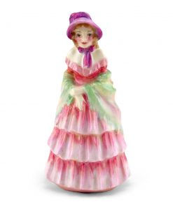 Victorian Lady M1 - Royal Doulton Figurine