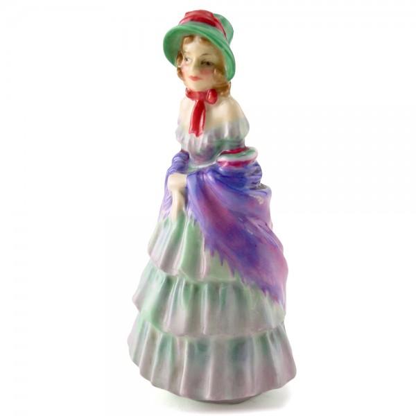 Victorian Lady M2 - Royal Doulton Figurine