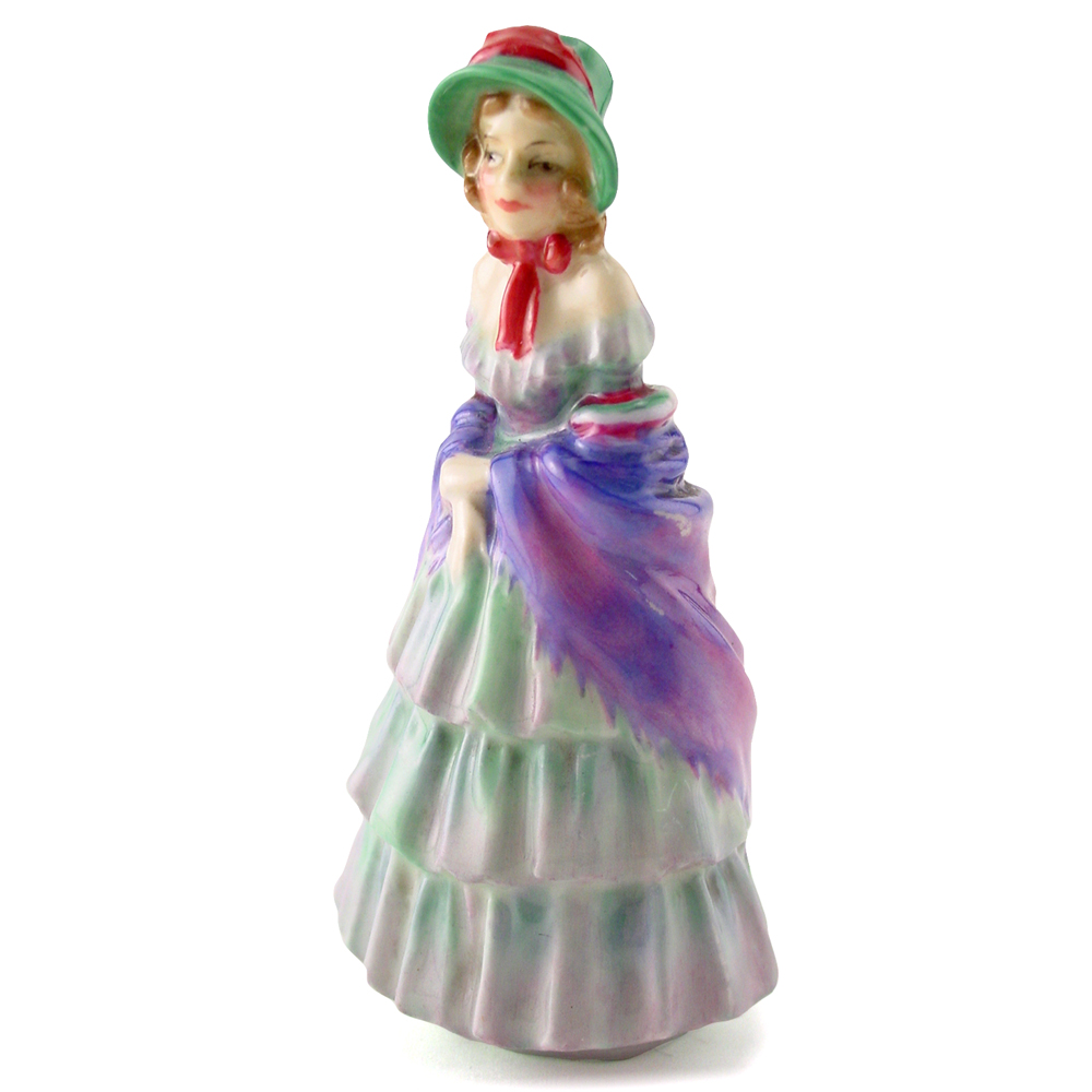 Victorian Lady M2 - Royal Doulton Figurine
