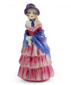Victorian Lady M025 - Royal Doulton Figurine
