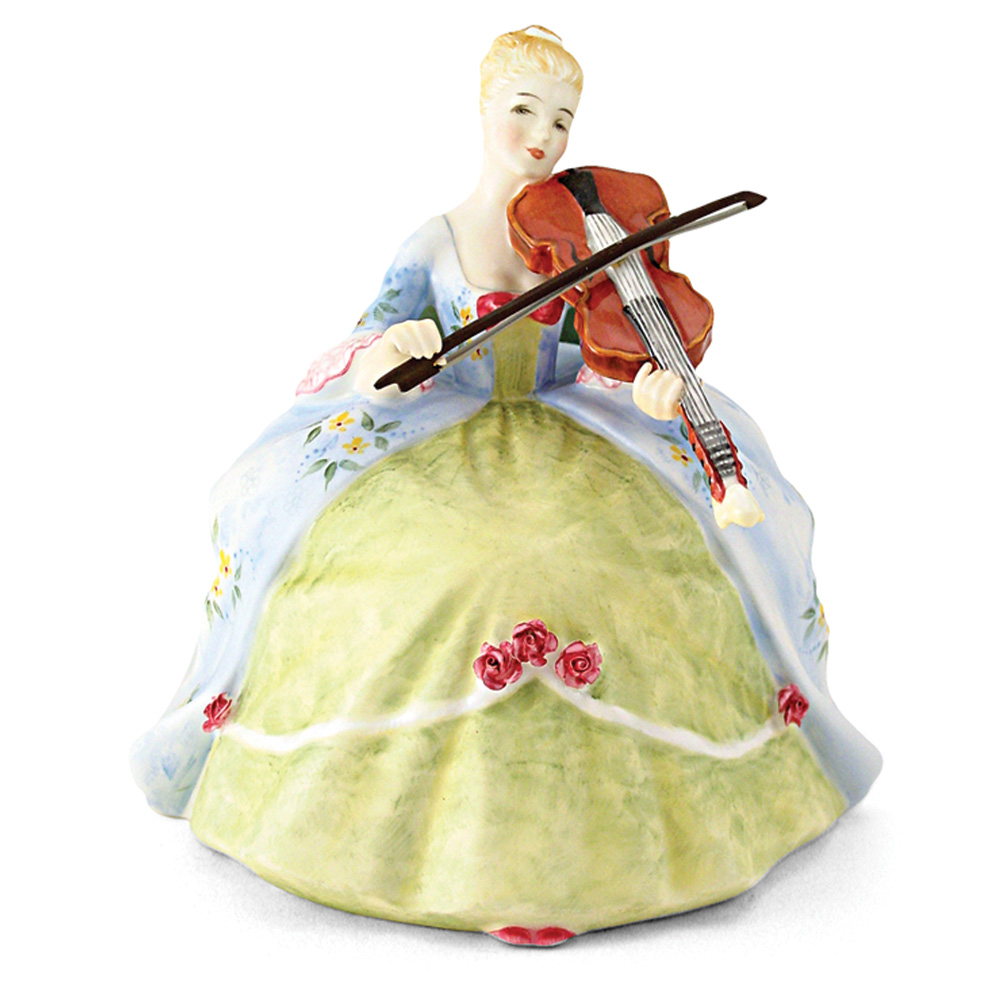 Viola d'Amore HN2797 - Royal Doulton Figurine