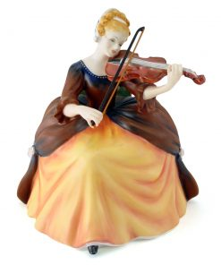 Violin HN2432 - Royal Doulton Figurine