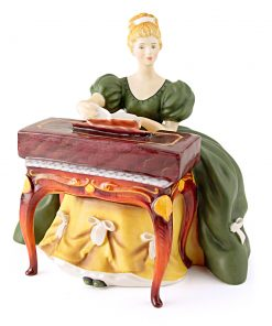 Virginals HN2427 - Royal Doulton Figurine