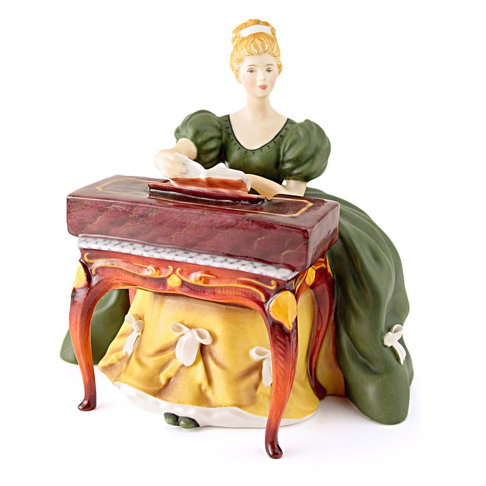 Virginals HN2427 - Royal Doulton Figurine