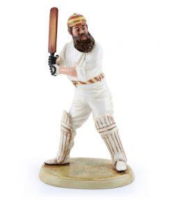 W.G. Grace HN3640 - Royal Doulton Figurine