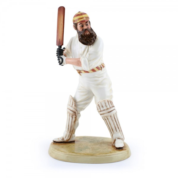 W.G. Grace HN3640 - Royal Doulton Figurine