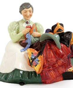 Wardrobe Mistress HN2145 - Royal Doulton Figurine