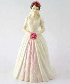 Wedding Celebration HN4216 - Royal Doulton Figurine